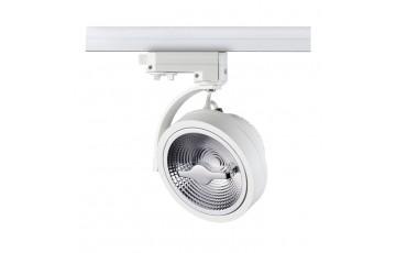 357567 NT18 000 Трековый светодиодный светильник-спот Novotech SNAIL