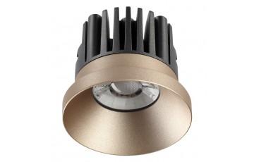 357588 NT18 000 Встраиваемый светодиодный светильник Novotech METIS