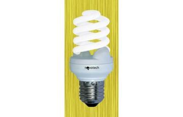 321023 NT10 050 Лампа энергосберегающая E27 25W 220V 50/60Гц Novotech Спираль Slim