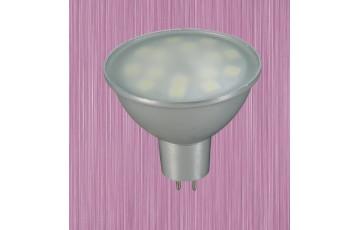 357080 NT11 037 Лампа светодиодная GX5.3 3.5W 15SMD 220V Novotech