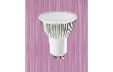 357124 NT14 029 Лампа светодиодная, встр.драйвер GU10 6W 220V Novotech