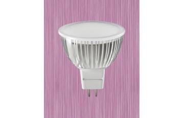 357125 NT14 030 Лампа светодиодная, встр.драйвер GX5.3 6W 220V Novotech