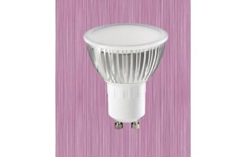 357128 NT14 031 Лампа светодиодная, встр.драйвер GU10 6W 220V Novotech