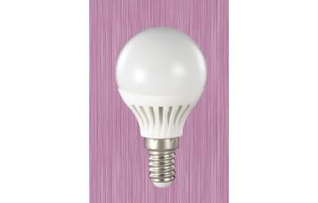 357133 NT14 034 Лампа светодиодная, встр.драйвер E14 4W 220V Novotech
