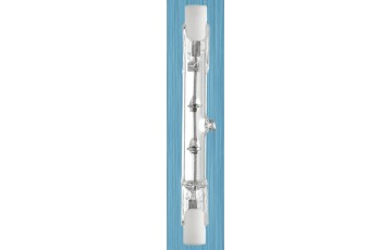 456011 NT10 021 Лампа галогенная R7s 118mm 100W 220V Novotech