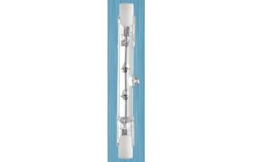 456013 NT10 021 Лампа галогенная R7s 118mm 200W 220V Novotech