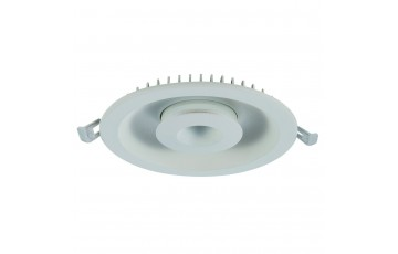Встраиваемый светодиодный светильник Arte Lamp Sirio A7207PL-2WH