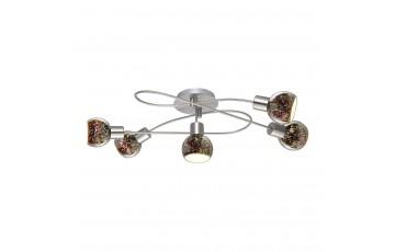 A6125PL-5SS Потолочная люстра Arte Lamp Illusione