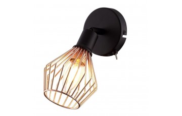 A9163AP-1BK Спот Arte Lamp Grato