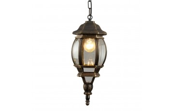 A1045SO-1BN Уличный подвесной светильник Arte Lamp Atlanta