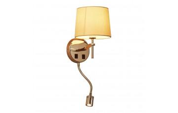1341/02 AP-2 Бра Divinare с дополнительной лампой для чтения Soprano