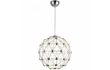 1610/02 SP-60 Подвесная светодиодная люстра Divinare Cristallino