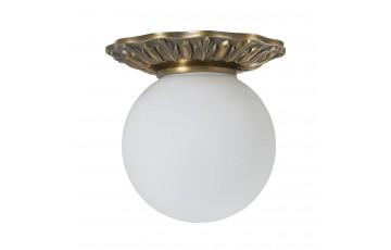 5007/08 PL-1 Накладной точечный светильник для ванной Divinare Isabella