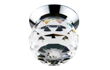 070102 Встраиваемый точечный светодиодный светильник Lightstar GEMMA