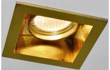Встраиваемый светильник Arte Lamp Cryptic A8050PL-1GO