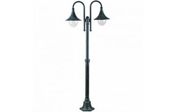 A1086PA-2BG Уличный фонарный столб Arte Lamp MALAGA