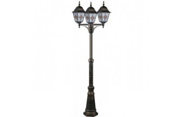 A1017PA-3BN Столб фонарный уличный Arte Lamp BERLIN
