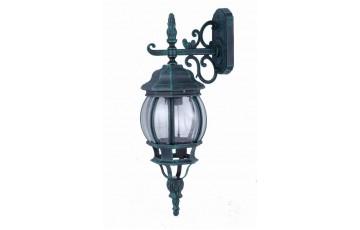 Уличный настенный светильник Arte Lamp Atlanta A1042AL-1BG