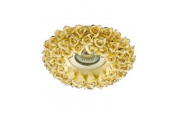 Встраиваемый светильник Novotech Farfor 128 370045