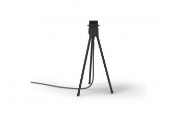 Штатив черный для светильника настольный, длина провода 2м 04022