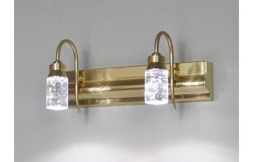 Подсветка для картин и зеркал Elektrostandard Glace 822/2 LED золото