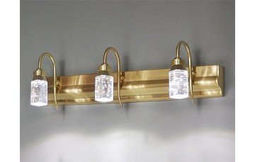 Подсветка для картин и зеркал Elektrostandard Glace 822/3 LED золото (GD)