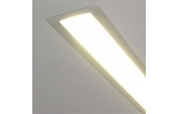 Светильник ССП встраиваемый 21W 1500Lm 128см Профильный светодиодный