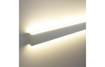 ССП накладной двусторонний 32W 2200lm 103см профильный светильник