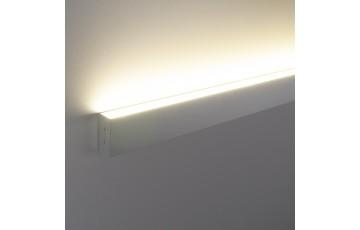 ССП накладной односторонний 21W 1500Lm 128см профильный светильник