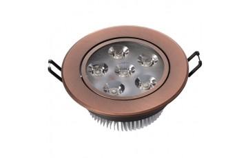 Встраиваемый светильник DeMarkt Круз 637013206