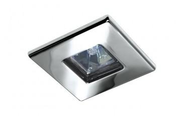 Встраиваемый светильник (в комплекте 3 шт.) Paulmann Quality Quadro 99541
