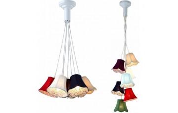 Подвесная люстра Arte Lamp Provence A9211SP-7WH